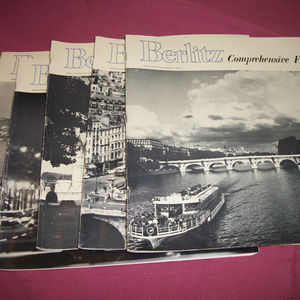 Berlitz Comprehensive Cassette Course: French